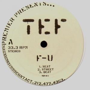 Teflon - F-U / Comin' at cha - 12''