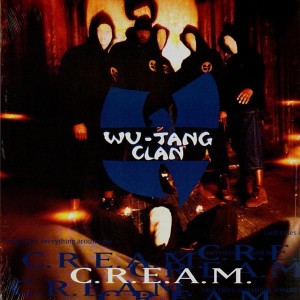 Wu-Tang Clan - C.R.E.A.M. / Da Mystery of chessboxin' - 12''