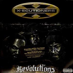 X-ecutioners - Revolutions - 2LP