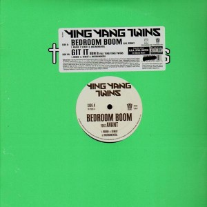 Ying Yang Twins - Bedroom boom / Git it - 12''