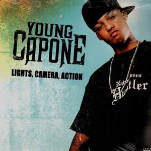 Young Capone - Lights, Camera, Action - 12''