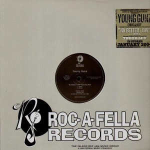 Young Gunz - No better love - promo 12''