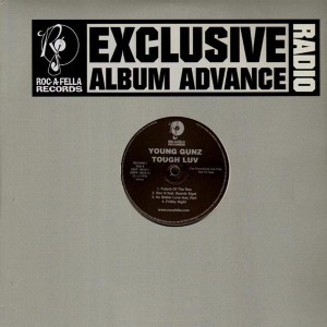 Young Gunz - Tough luv - promo 2LP