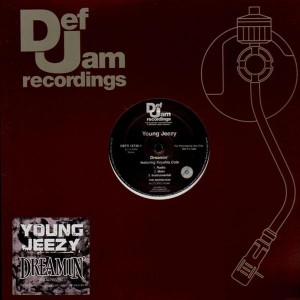 Young Jeezy - Dreamin'  - promo 12''