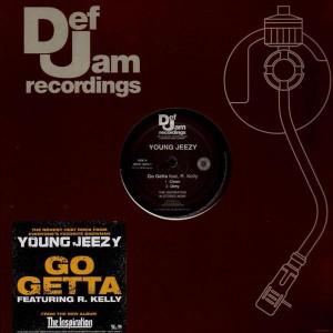 Young Jeezy - Go getta / J.E.E.Z.Y. - 12''