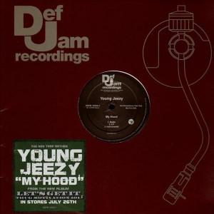 Young Jeezy - My Hood - promo 12''