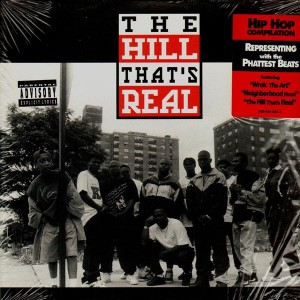 The Hill That's Real - LP