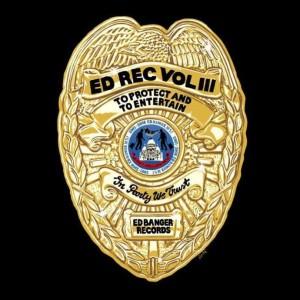 Ed Rec vol.3 - Ed Banger Records - Delux Limited Box Set - Various Artists - CD+6x12''