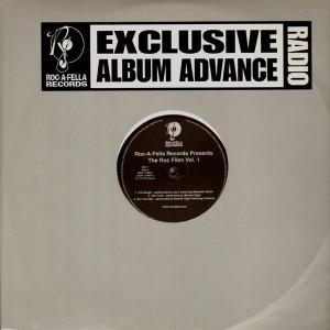 Roc-A-Fella presents - The roc files vol.1 - Various Artists - Radio Advance 2LP