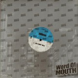Word of mouth - 3 tracks feat. Cam'Ron, Papoose & Dj Spinbad - Various Artists - 12'''