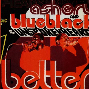 Asheru and Blue Black - Better side / Smiley side - 12''