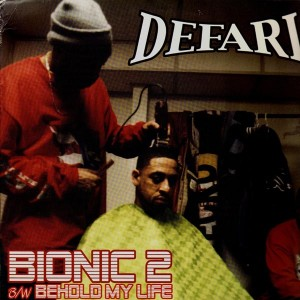 Defari - Bionic 2 / Behold my life - 12''