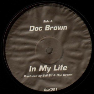 Doc Brown - In my life / Donnie's Lament - 12''