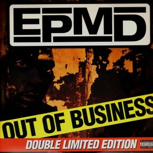 EPMD - Out of business - Double limited edition - 4LP
