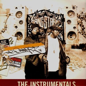 Gang Starr - The ownerz instrumentals - 3LP