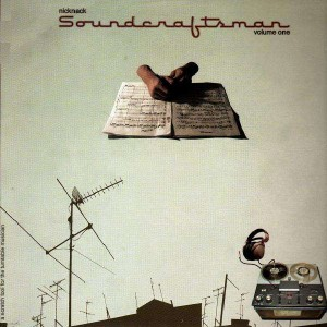 Nicknack - Soundcraftsman volume 1 - LP
