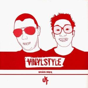 Vinyl Richie & Tigerstyle - Vinyl Style Skratch Record - LP