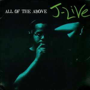 J-Live - All of the above - 2LP