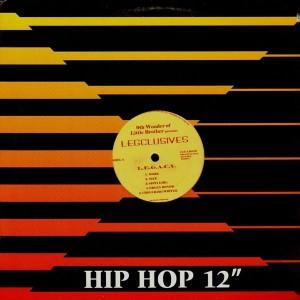 L.E.G.A.C.Y. - Legclusives - Vinyl EP
