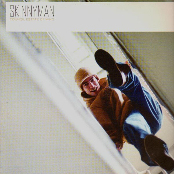 Skinnyman Council Estate Of Mind 2lp Temple Of Deejays