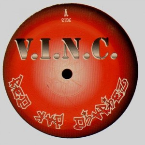 V.I.N.C. - Red kap diariez - Vinyl EP