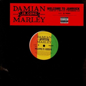Damian Marley - Welcome to Jamrock - promo 12''