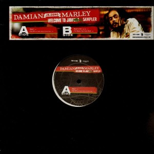 Damian Marley Welcome To Jamrock Album Sampler Vinyl