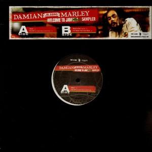Damian Marley - Welcome to Jamrock album sampler - Vinyl EP