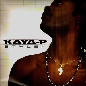 Kaya-P - Style - Vinyl EP