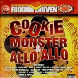 Riddim Driven - Cookie monster & Allo allo - Various Artists - 2LP