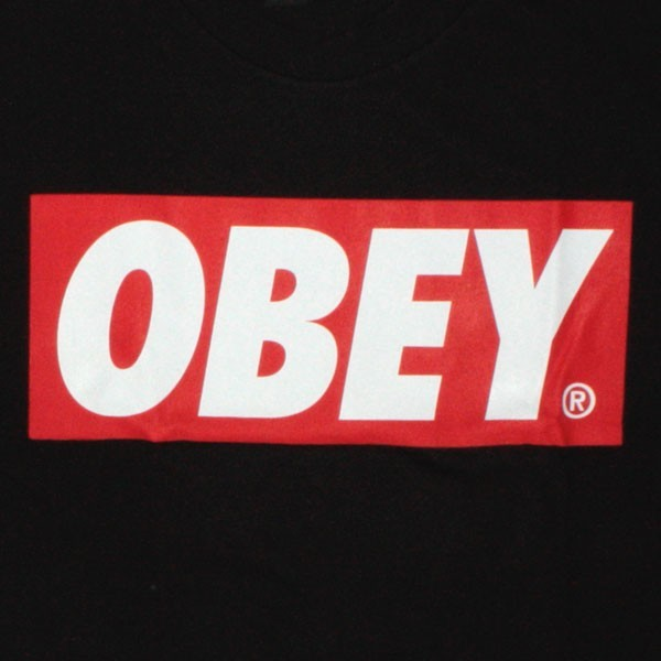 Pics For > Black Obey Logo