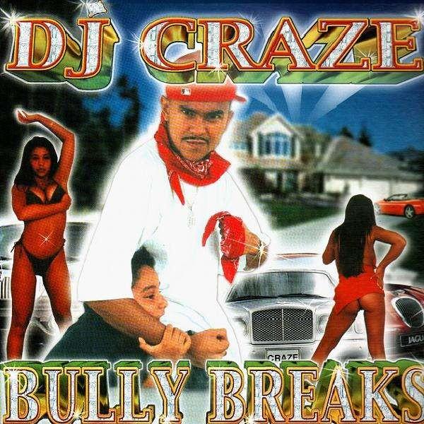 Dj Craze Bully Breaks Lp Temple Of Deejays