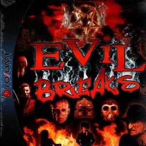 DJ Rob - Evil Breaks - LP