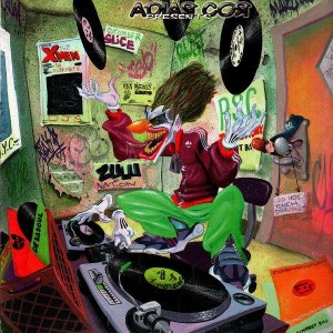 Adiar Cor Presents - Beats For Jugglers - LP