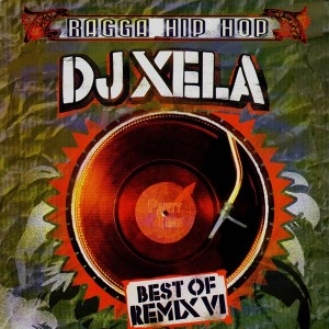 DJ Xela - Best of remix 6 - 12''