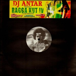 DJ Antar - Ragga Kut 4 - 12''