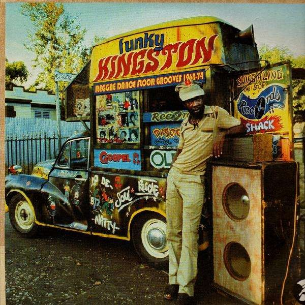Funky Kingston Various Artists 2lp Temple Of Deejays
