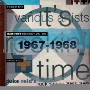 It's rockin' time - Duke Reid's rock steady 1967-1968 - Various Artists - LP