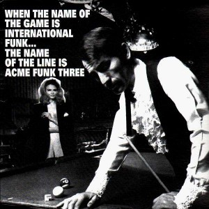 Acme Funk - Special International - Various Artists - LP