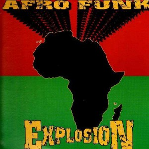 Afro Funk Explosion - Various Artists - 2LP