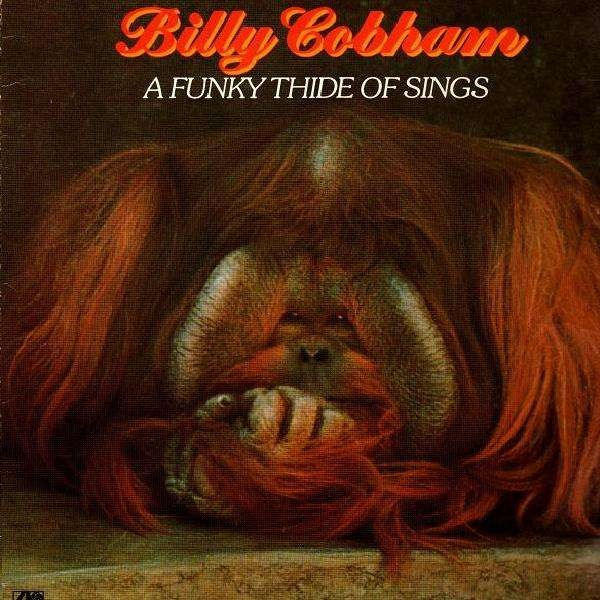 Billy Cobham A Funky Thide Of Sings Lp Temple Of Deejays
