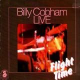 Billy Cobham - Live - Flight Time - LP