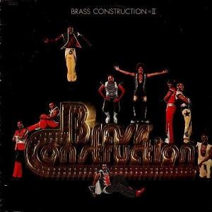 Brass Construction - Brass Construction II - LP