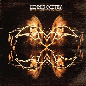 Dennis Coffey and the Detroit Guitar Band - Electric coffey - LP