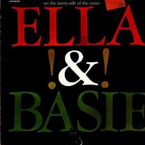 Ella Fitzgerald & Count Basie - Ella & Basie ! - LP