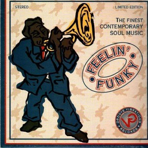 Feelin' Funky - Various Artists - LP