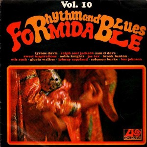 Formidable Rhythm N Blues Vol. 10 - Various Artists - LP