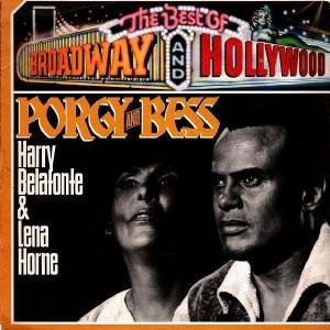 Harry Belafonte & Lena Horne - Porgy & Bess - The best of Broadway & Hollywood - LP