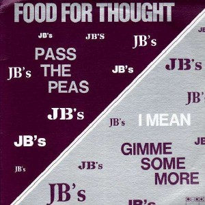 J.B.'S - Food for thought - LP