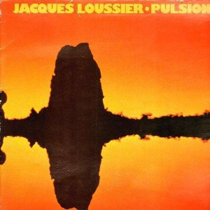 Jacques Loussier - Pulsion - LP